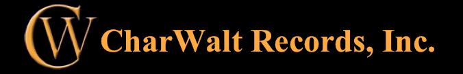 CharWalt Records, Inc